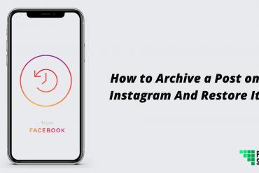 Archive Instagram post