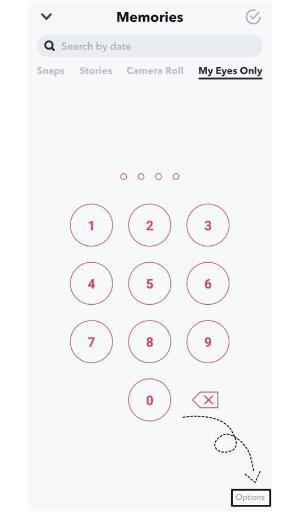 How to change password