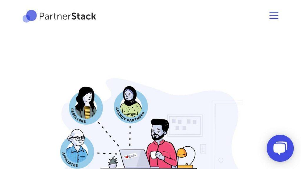 partnerstack best affiliate marketing software