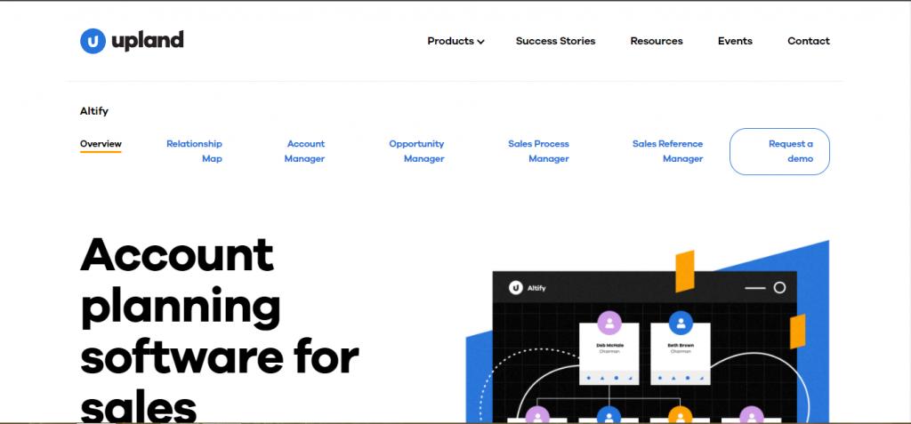 altify customer revenue optimization software