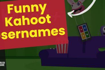 kahoot usernames